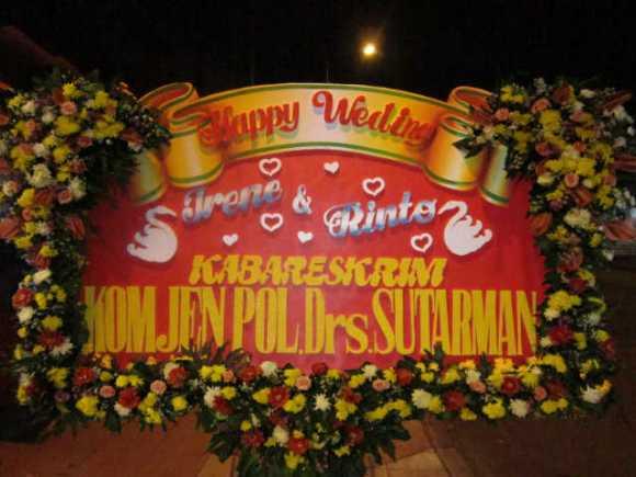 Jual Bunga Papan 300 Ribu Surabaya - 08123.5931.288