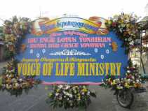 Jual Karangan Bunga Papan 300 Ribu Surabaya - 08123.5931.288