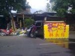 KARANGAN BUNGA HAPPY WEDDING SURABAYA - 08123.5931.288