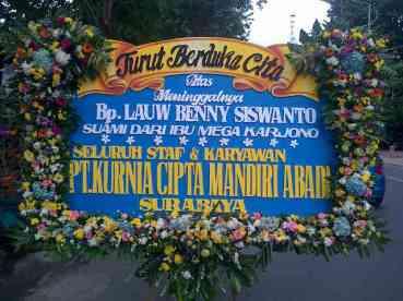 Order Karangan Bunga Papan Surabaya - 08123.5931.288
