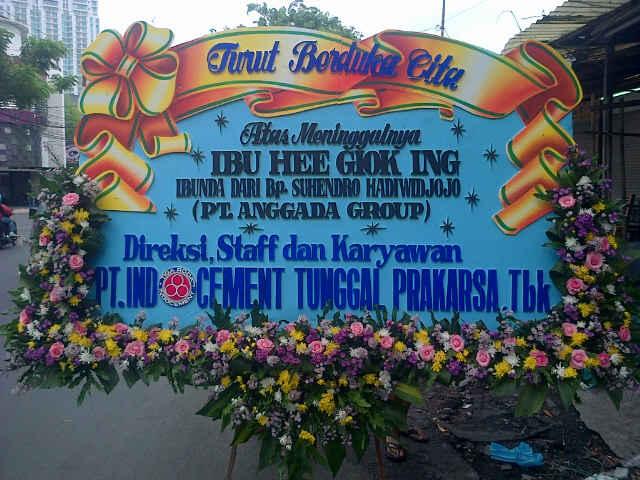 Pesan Bunga Papan Surabaya - 08123.5931.288