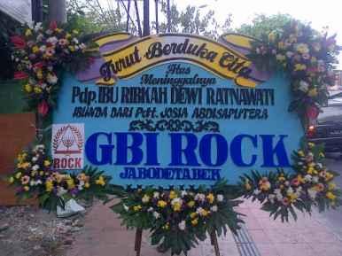 Pesan Bunga Papan Ucapan Selamat Surabaya - 08123.5931.288